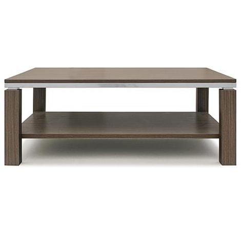 Bàn sofa chân sắt mặt gỗ NK-01