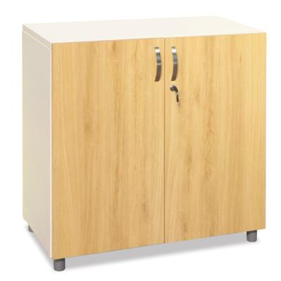 tủ tài liệu 2 cánh gỗ công nghiệp TTL-02