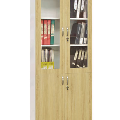 Tủ tài liệu gỗ công nghiệp hiện đại TTL-05