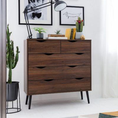 tủ tài liệu gỗ công nghiệp phủ melamine TTL-08