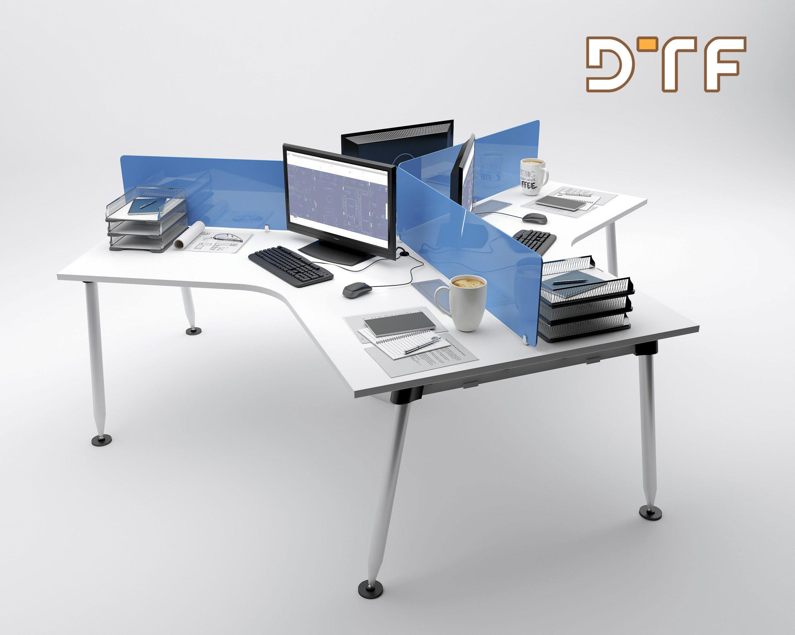 Mẫu bàn văn phòng đẹp